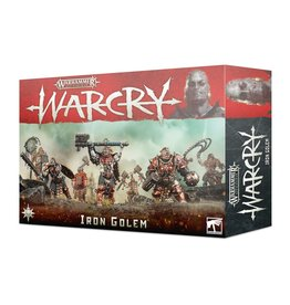 Games-Workshop Warcry: Iron Golem