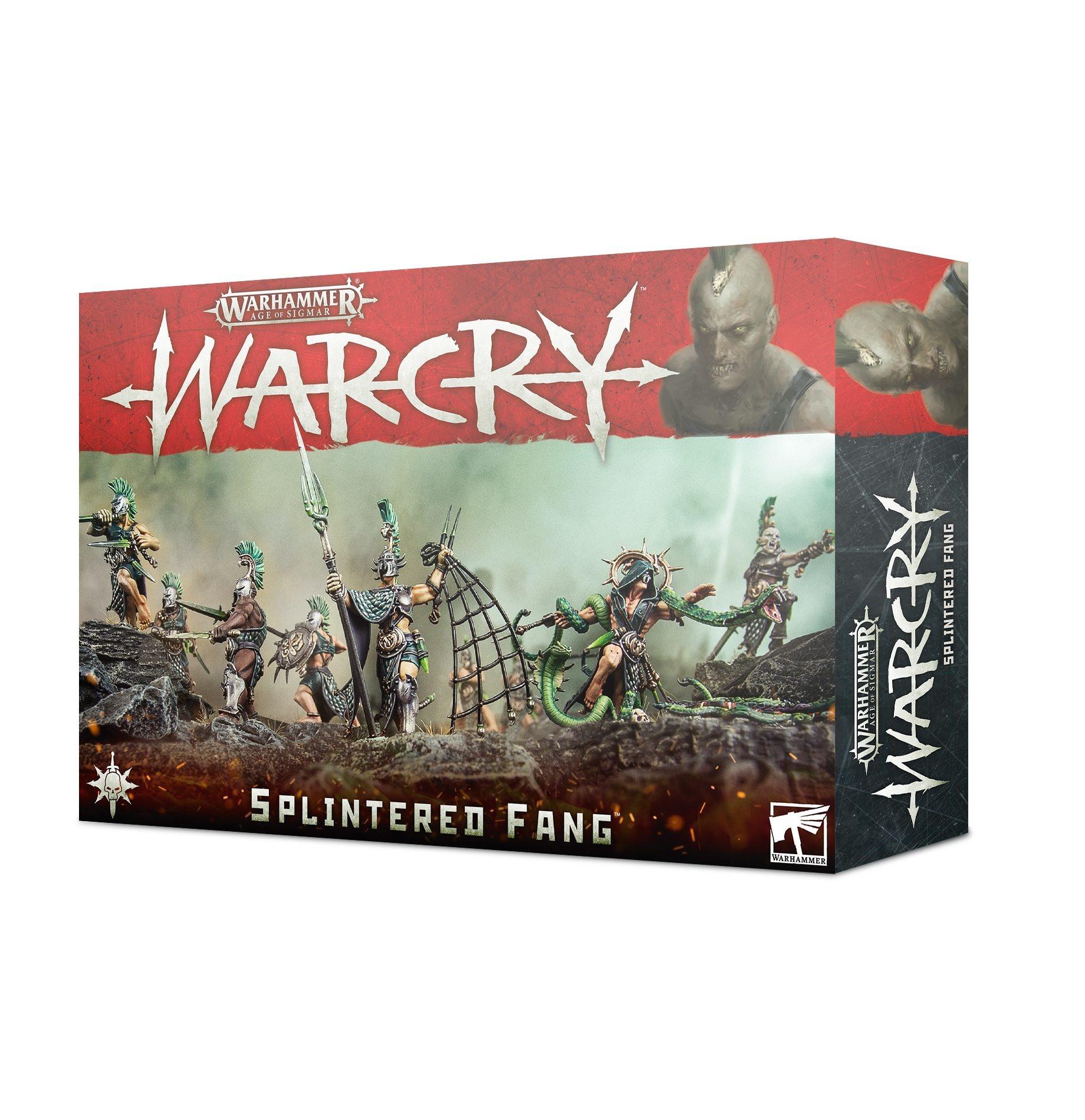 Games-Workshop Warcry: The Splintered Fang