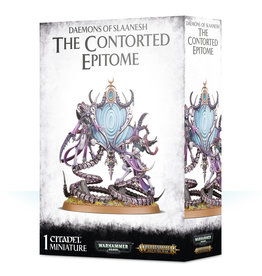 Games-Workshop Daemons/Slaanesh: The Contorted Epitome