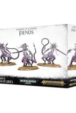 Games-Workshop Daemons Of Slaanesh: Fiends