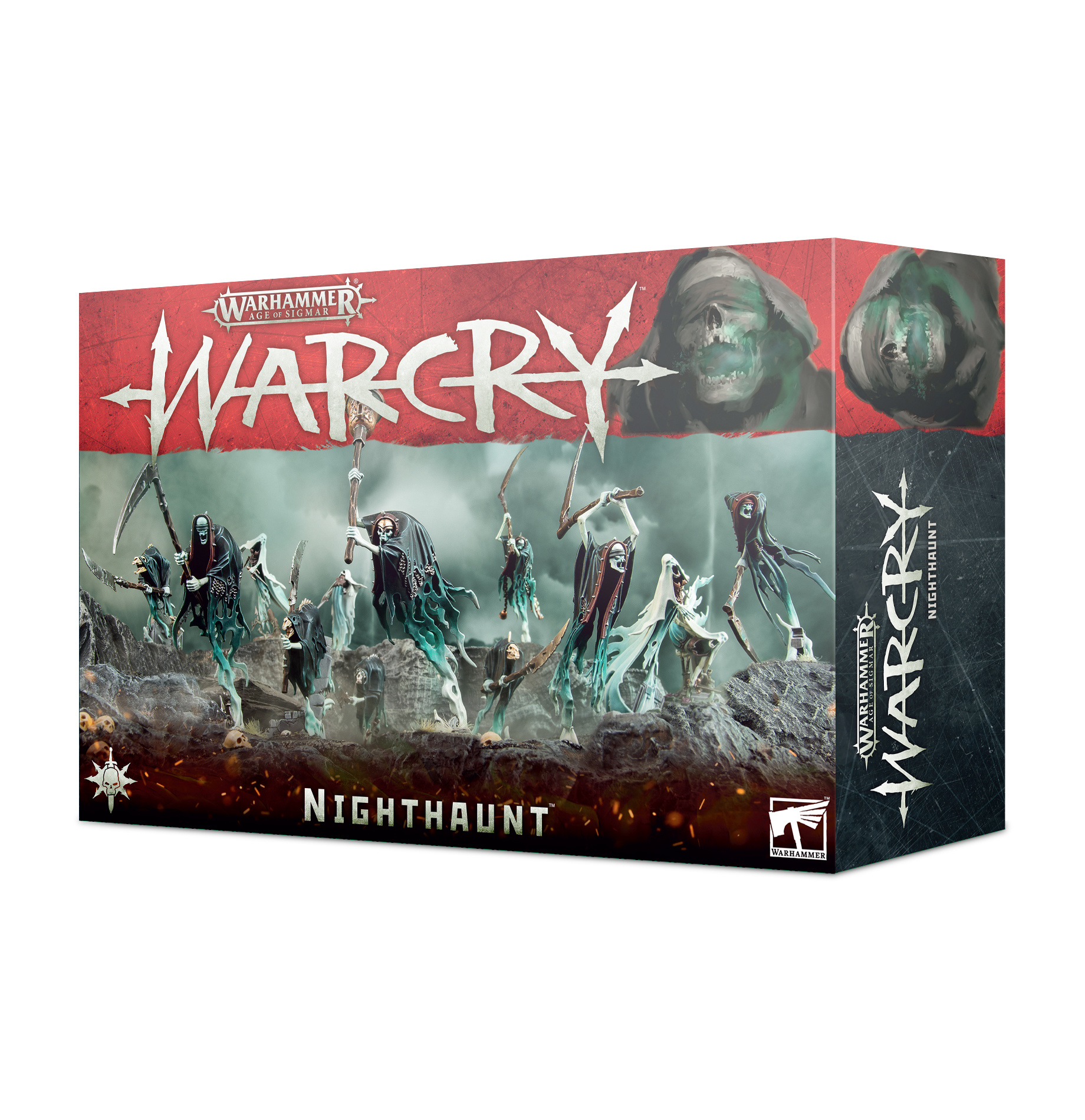 Games-Workshop Warcry: Nighthaunt