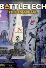 Catalyst Game Lab BattleTech: Techmanual