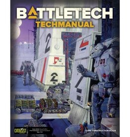 Catalyst Game Lab BattleTech: Techmanual