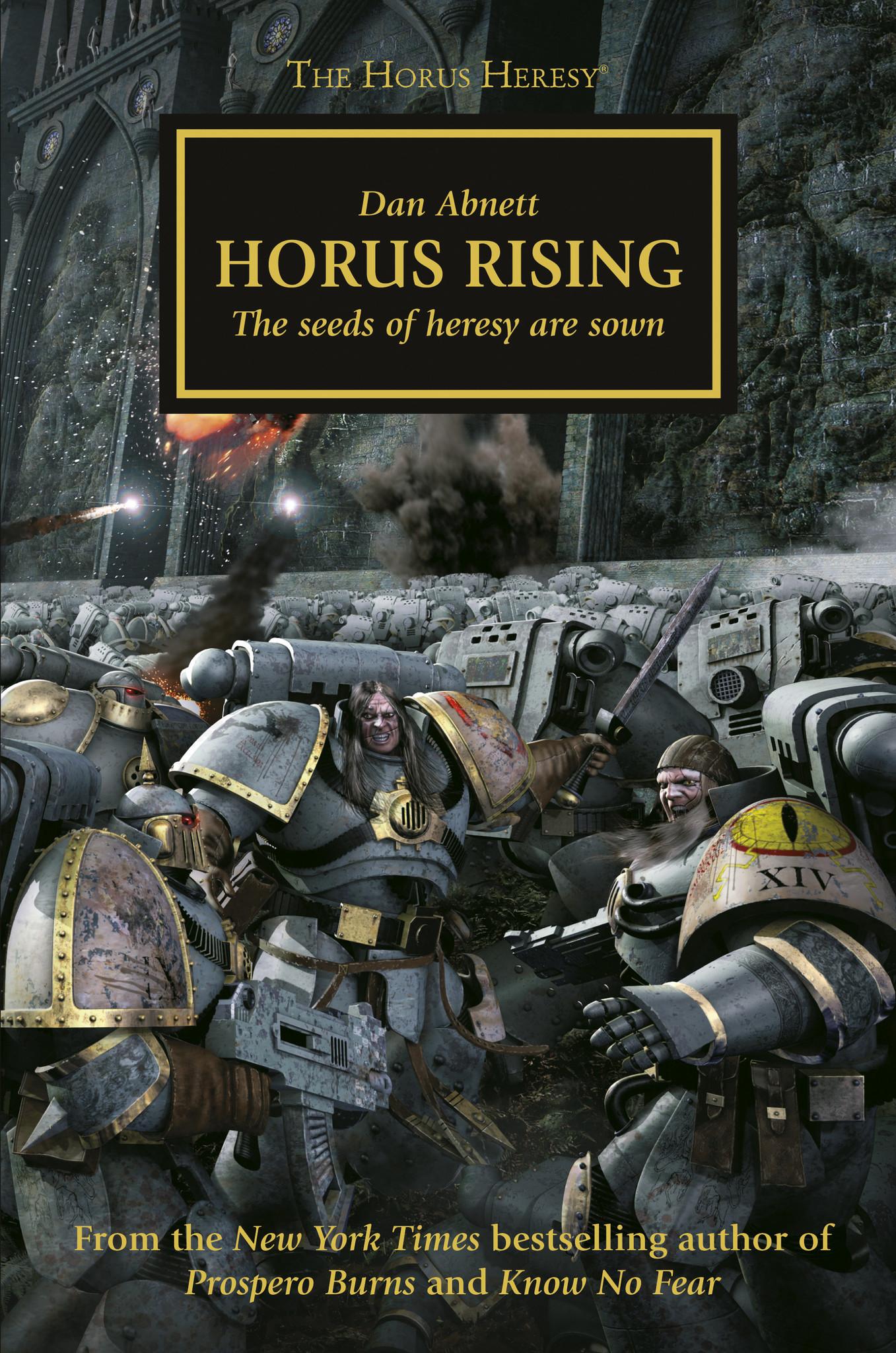 Black Library Horus Heresy: Horus Rising