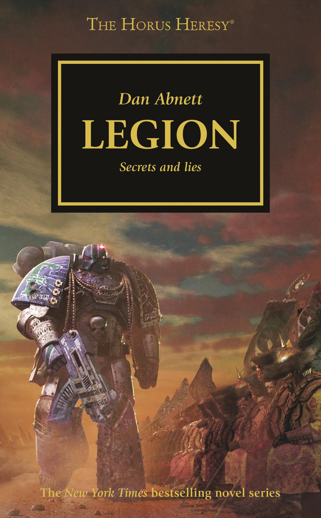 Black Library Horus Heresy: Legion