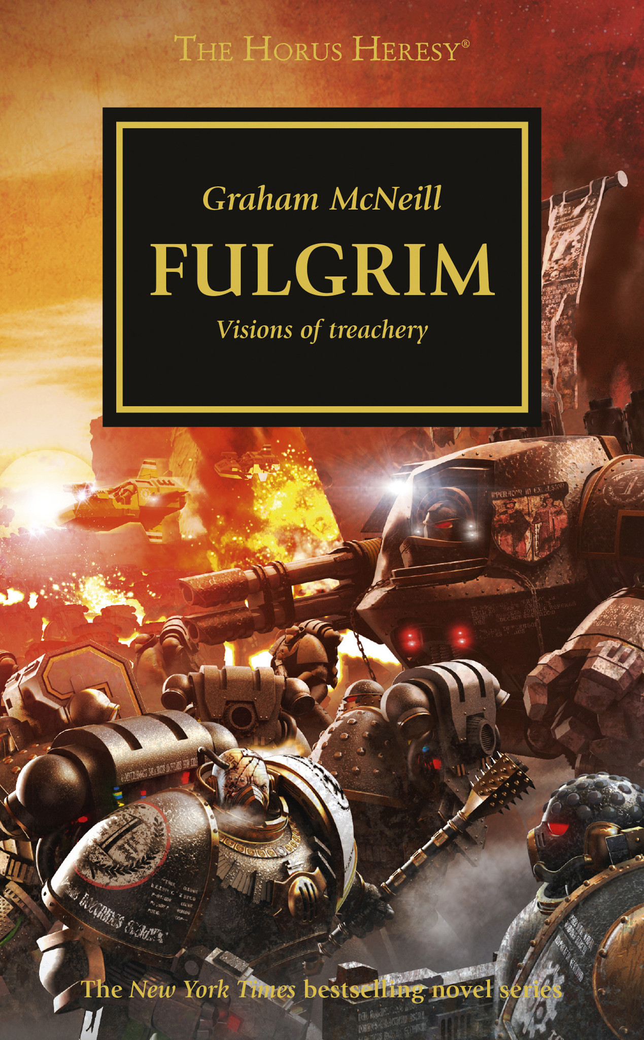 Black Library Horus Heresy: Fulgrim