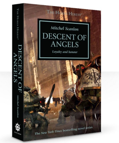 Black Library Horus Heresy: Descent Of Angels