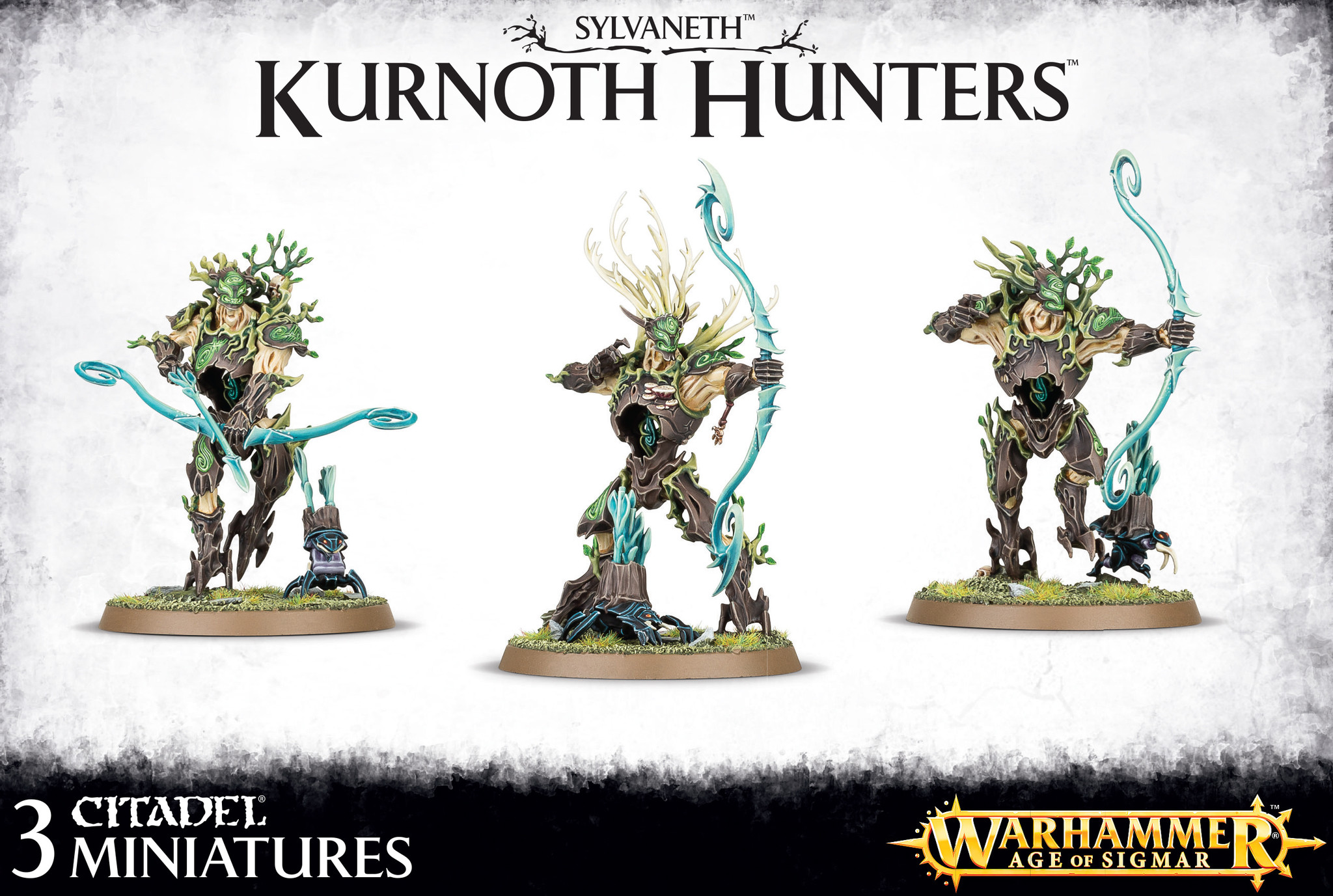 Games-Workshop Sylvaneth Kurnoth Hunters