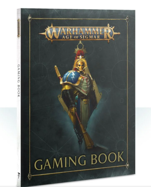 Games-Workshop Age Of Sigmar: Gaming Book (English)