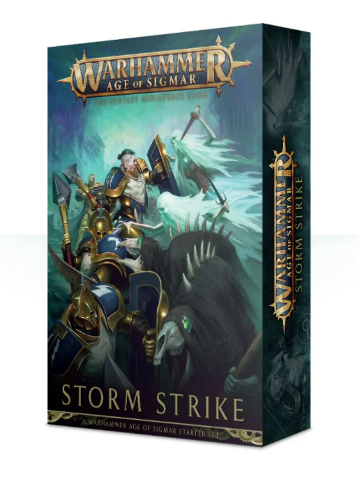 Games-Workshop Age Of Sigmar: Storm Strike (Eng)