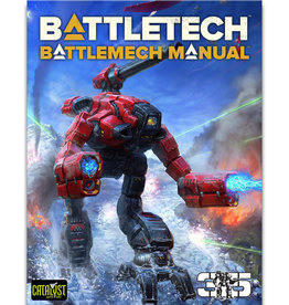 Catalyst Game Lab BattleTech: Battlemech Manual