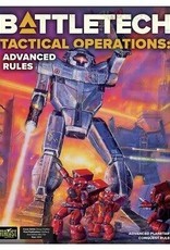 Catalyst Game Lab BattleTech: Tactical Operations - Advanced Rules