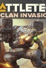 Catalyst Game Lab BattleTech: Technical Readout Clan Invasion