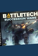 Catalyst Game Lab BattleTech: Technical Readout Succession Wars