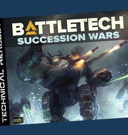 Catalyst Game Lab BattleTech: Technical Readout Succession Wars