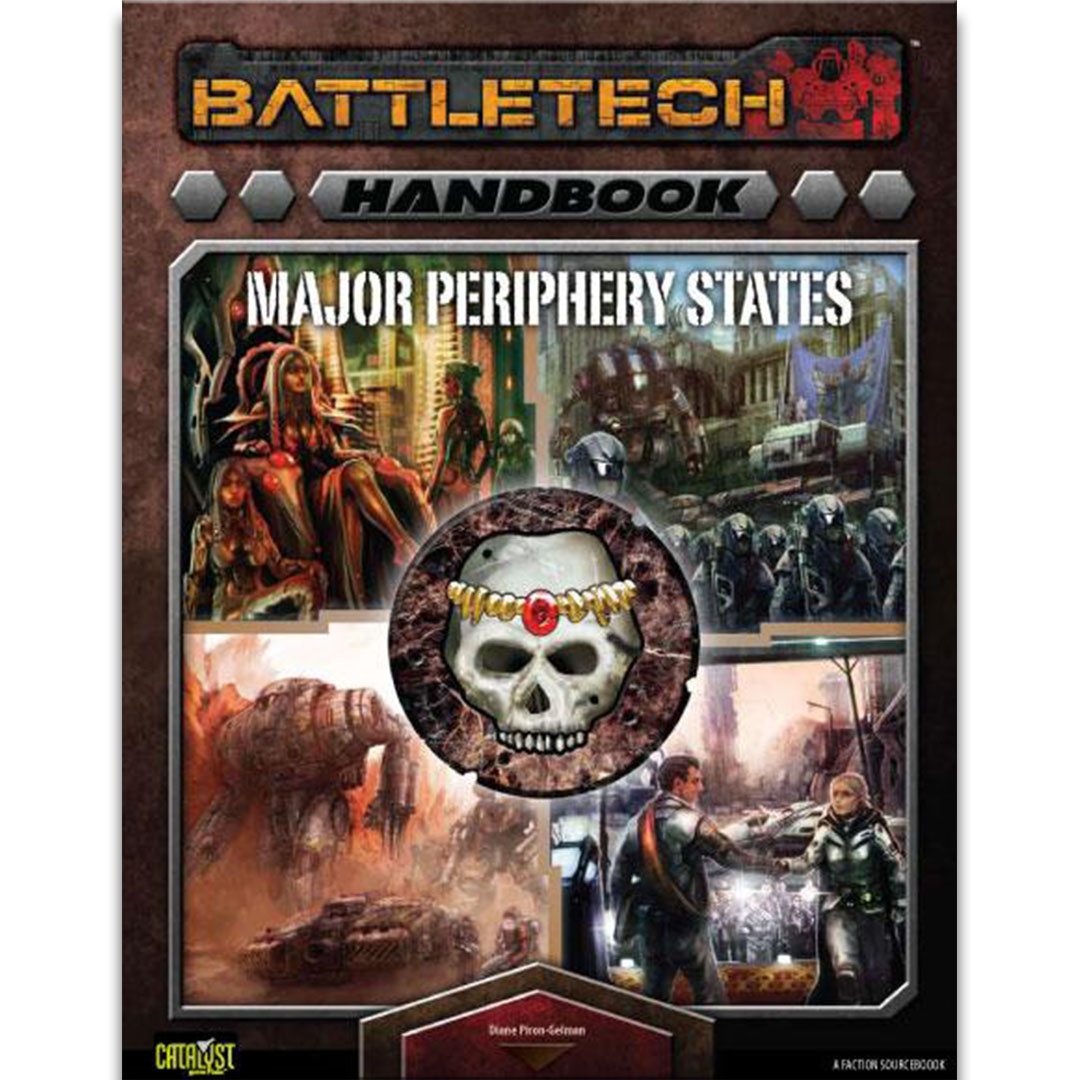 Catalyst Game Lab BattleTech: Major Periphery States