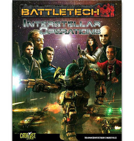 Catalyst Game Lab BattleTech: Interstellar Operations