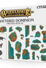 Games-Workshop Aos Shattered Dominion Large Base Detail