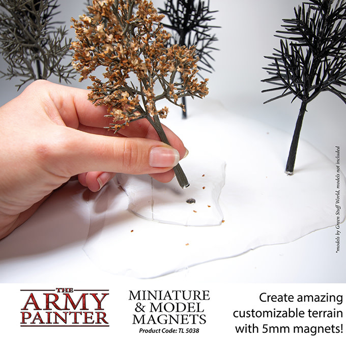 The Army Painter Tools: Miniature & Model Magnets