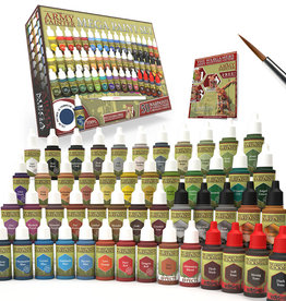 The Army Painter Warpaints: Mega Paint Set