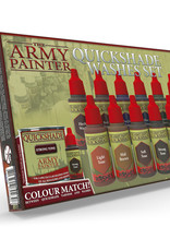 The Army Painter Warpaints: Quickshade Washes Set