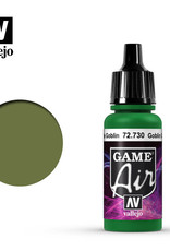 Vallejo Game Air: Goblin Green (17 ml)