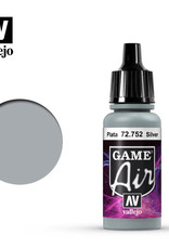Vallejo Game Air: Silver (17 ml)