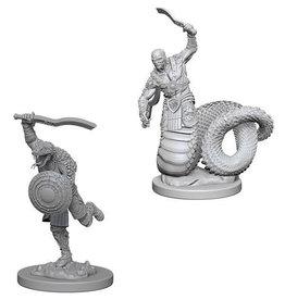 WizKids Dungeons & Dragons Nolzur`s Marvelous Unpainted Miniatures: W4 Yuan-Ti Malisons