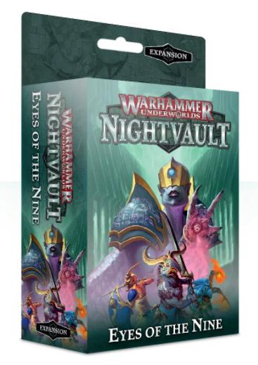 Games-Workshop Warhammer Underworlds: The Eyes Of The Nine Eng