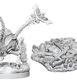 WizKids Dungeons & Dragons Nolzur`s Marvelous Unpainted Miniatures: W5 Rust Monster