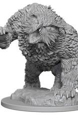 WizKids Dungeons & Dragons Nolzur`s Marvelous Unpainted Miniatures: W5 Owlbear