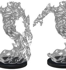 WizKids Pathfinder Deep Cuts Unpainted Miniatures: W5 Medium Fire Elemental