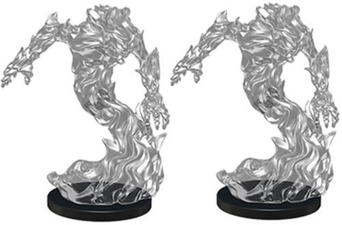 WizKids Pathfinder Deep Cuts Unpainted Miniatures: W5 Medium Fire Elemental
