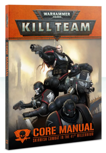 Games-Workshop Wh40K: Kill Team Core Manual (English)
