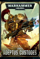 Games-Workshop Codex: Adeptus Custodes  (English)