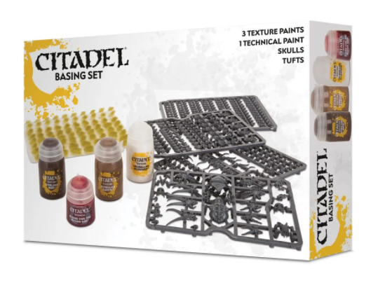 Games-Workshop Citadel Basing Set