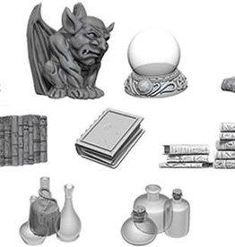WizKids WizKids Deep Cuts Unpainted Miniatures: W5 Wizards Room