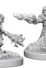 WizKids Dungeons & Dragons Nolzur`s Marvelous Unpainted Miniatures: W6 Female Gnome Wizard