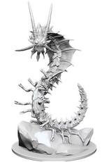 WizKids Dungeons & Dragons Nolzur`s Marvelous Unpainted Miniatures: W6 Adult Remorhaz