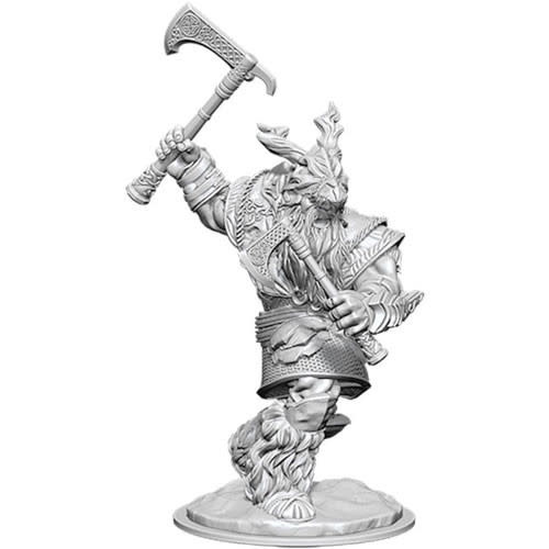 WizKids Dungeons & Dragons Nolzur`s Marvelous Unpainted Miniatures: W6 Frost Giant Male