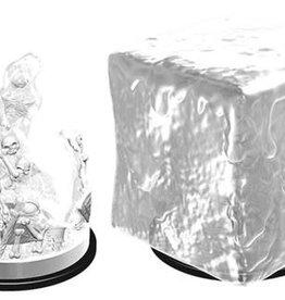WizKids Dungeons & Dragons Nolzur`s Marvelous Unpainted Miniatures: W6 Gelatinous Cube