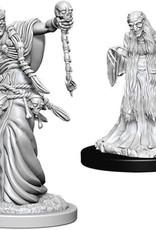 WizKids Dungeons & Dragons Nolzur`s Marvelous Unpainted Miniatures: W6 Green Hag & Night Hag