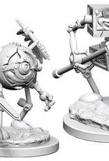 WizKids Dungeons & Dragons Nolzur`s Marvelous Unpainted Miniatures: W6 Monodrone & Duodrone