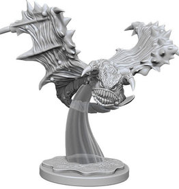 WizKids Pathfinder Deep Cuts Unpainted Miniatures: W6 Flying Ray