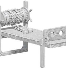WizKids WizKids Deep Cuts Unpainted Miniatures: W6 Torture Rack