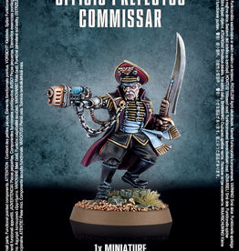 Games-Workshop Officio Prefectus Commissar