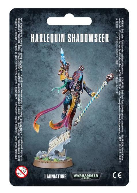 Games-Workshop Harlequin Shadowseer