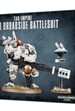 Games-Workshop Tau Empire Xv88 Broadside Battlesuit