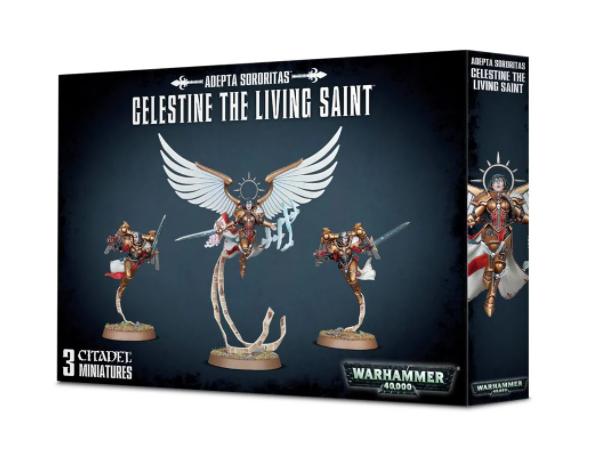Games-Workshop Celestine The Living Saint