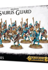 Games-Workshop Seraphon Saurus Guard